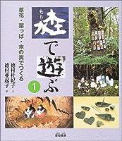森で遊ぶ〈1〉草花・葉っぱ・木の実でつくる