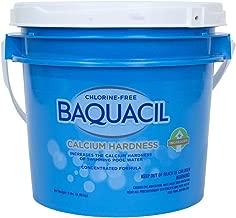 BAQUACIL 84369 Calcium Hardness Increaser (93%) Swimming Pool Chemical, Balancers, Clear