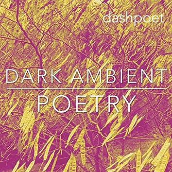 Dark Ambient Poetry