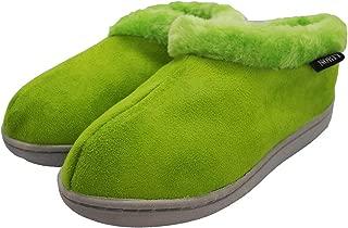 NORTY - Toddler Little Kid Big Kid Girls Fleece Memory Foam Slip On Indoor Slippers