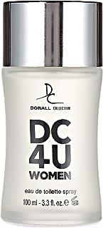 DC 4 U by Dorall Collection for Women - Eau de Toilette, 100ml