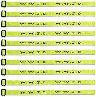 Best yellow wwjd bracelet Reviews