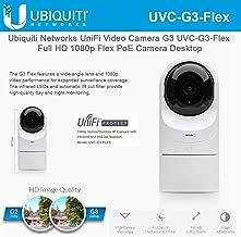 UniFi Video Camera G3 UVC-G3-Flex Full HD 1080p Flex PoE Camera Desktop Network Camera with Night Vision