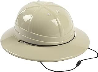 Aeromax Jr. Pith Safari Helmet with Adjustable Headband
