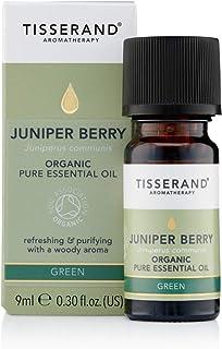 Tisserand Aromatherapy Juniper Berry Organic Pure Essential Oil, 10ml