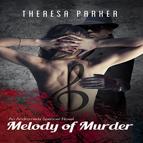 Melody of Murder audiobook cover art