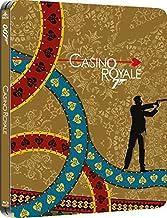 Casino Royale: Limited Edition Steelbook (Blu-ray + Digital HD)