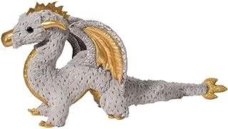 Douglas Cuddle Toys Midas Gold Fleck Dragon 22 inch - Stuffed Animal (730)