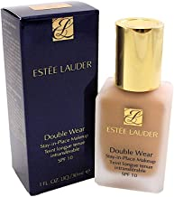 Estee Lauder Double Wear Stay In Place SPF 10 Makeup, Wheat, 1 Ounce