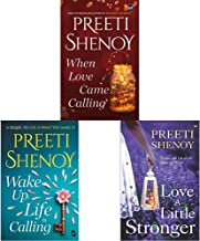 When Love Came Calling + Wake Up, Life Is Calling + Love A Little Stronger (Set Of 3 Books)
