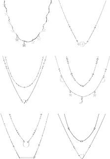 Amazon.es: gargantillas de plata mujer - Amazon Prime
