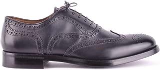 DOUCAL'S Luxury Fashion Mens MCBI32929 Blue Lace-Up Shoes | Season Outlet