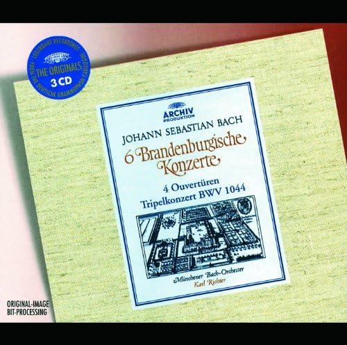 Münchener Bach-Orchester, Karl Richter & Johann Sebastian Bach