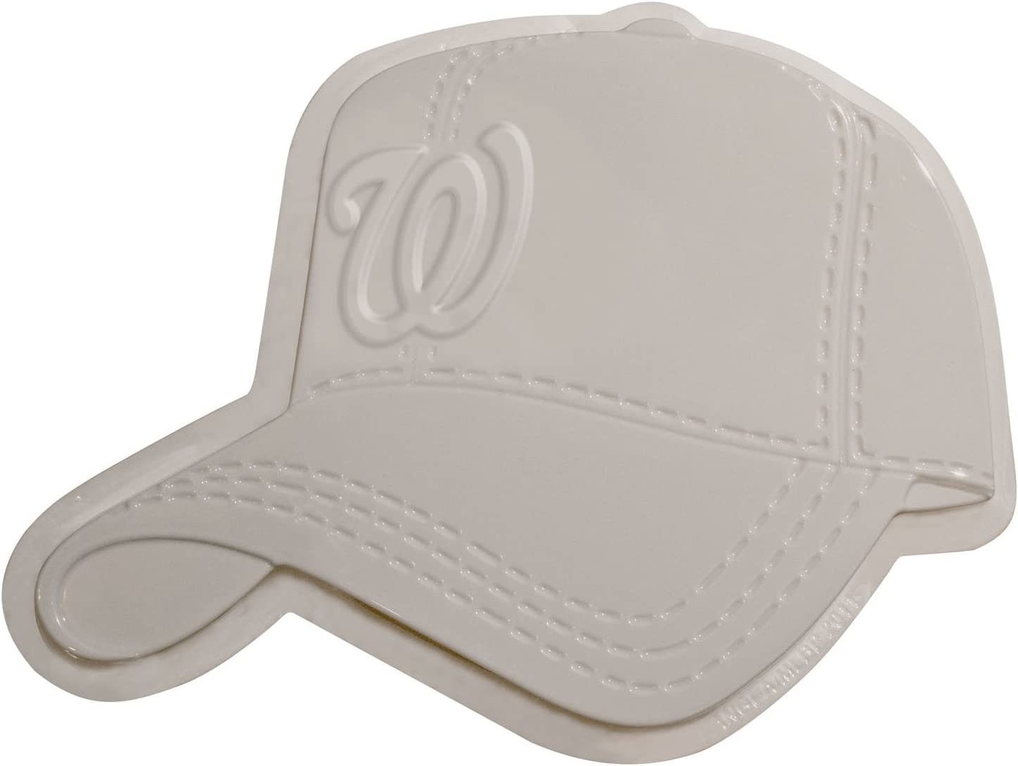 MLB Washington Nationals Fan Cakes Plastic C CPET Mesa Mall Heat Resistant High quality new