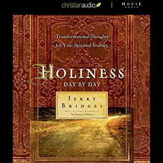 Holiness: Day by Day cover art