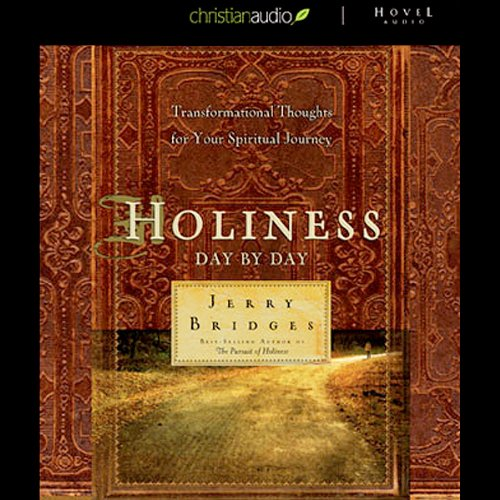 Holiness: Day by Day audiobook cover art