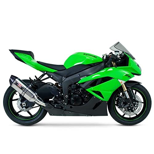 Exhaust for 2009 Kawasaki ZX6R: Amazon com
