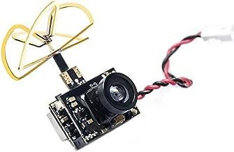 AKK 40CH 5.8G 0/25mW/50mW/200mW Switchable VTX, 600TVL 1/3 CMOS Micro AIO FPV Camera for FPV Drone