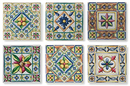 Villa d'Este Home Tivoli Costiera Sottomacchinetta, Ceramica