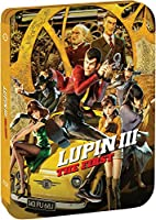 Lupin Iii: The First (Blu-Ray/Dvd/Limited Edition Steelbook) (Sous-titres français)