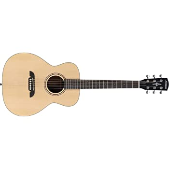 Alvarez RS26 - Guitarra acústica Folk/Om: Amazon.es: Instrumentos ...