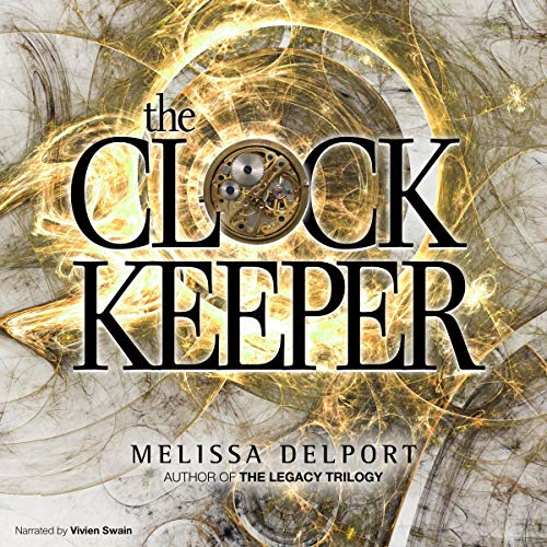 The Clock Keeper cover art