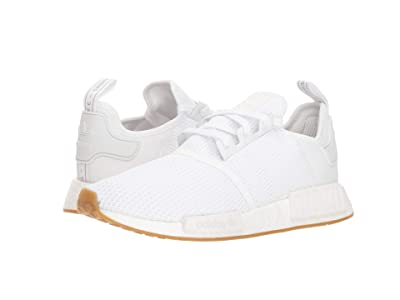 adidas Originals NMD_R1 (White/White/Gum 3) Men