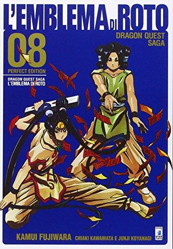 L'emblema di Roto. Perfect edition. Dragon quest saga (Vol. 8)