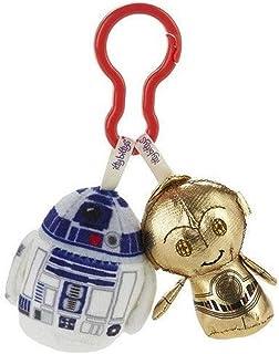 Hallmark itty bittys Clippys Star Wars R2-D2 and C-3PO Stuffed Plush Animal