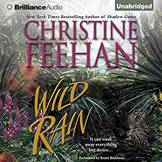 Wild Rain     Leopard Series, Book 2              By:                                                                                                                                 Christine Feehan                               Narrated by:                                                                                                                                 Renée Raudman                      Length: 13 hrs and 2 mins     15 ratings     Overall 4.3