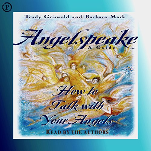 Angelspeake audiobook cover art