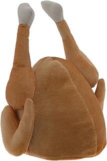 d1073fe3c7a Kangaroo Plush Thanksgiving Day Roasted Turkey Hat