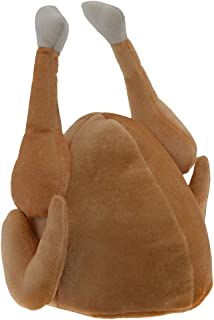 musical dancing novelty turkey hat