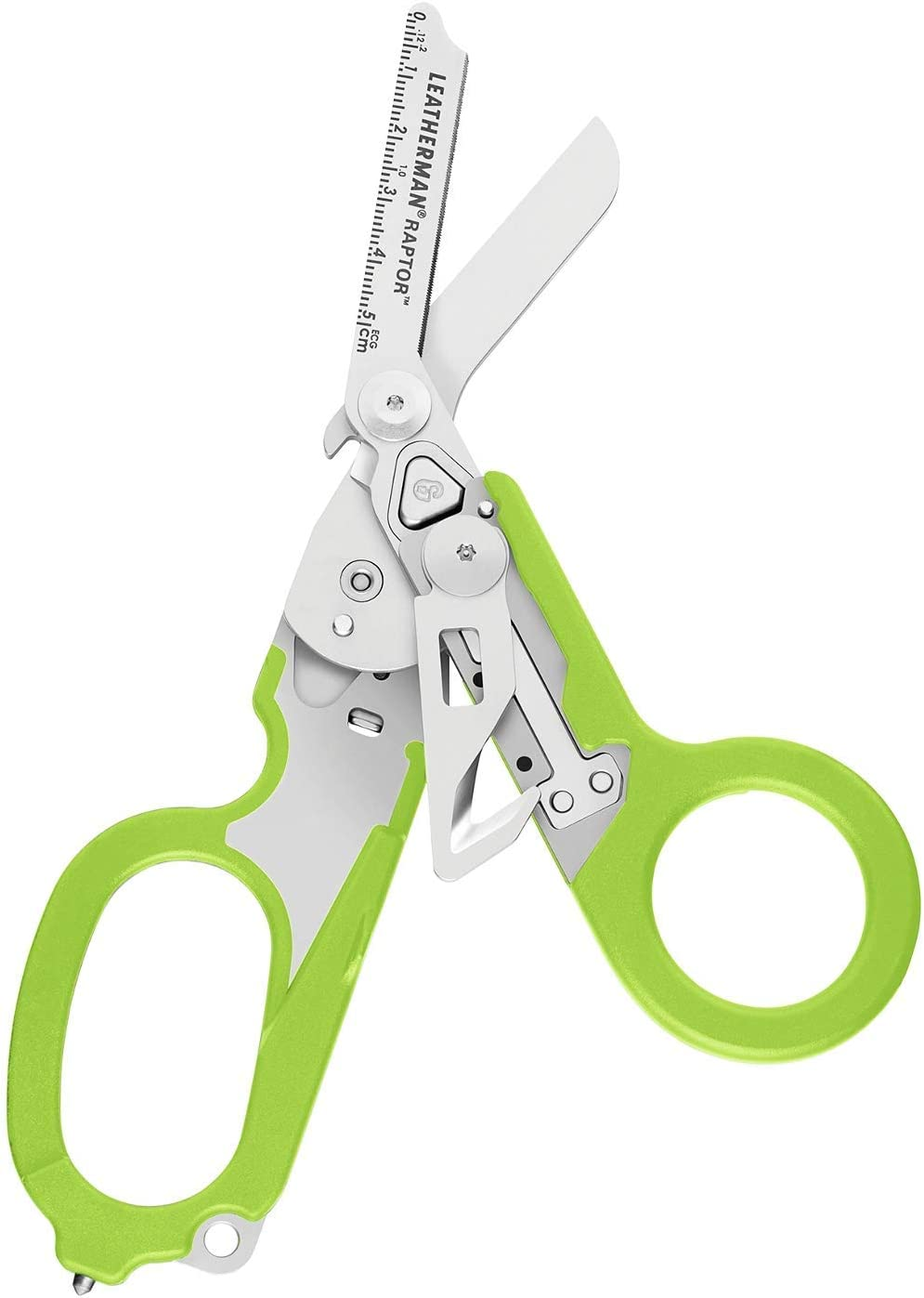 New products, world's highest quality popular! LEATHERMAN Unisex's Raptor Emergency Reservation Tool Medical Shears-Green