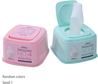 Facial Cleansing Pad Cosmetic Cotton Wash Cotton Pads Remove Makeup Box-packed Extraction Cosmetic Cotton LAMEILA