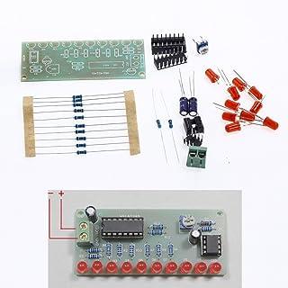 NE555+ CD4017Luz Agua Electrónico Suite DIY Kits para Arduino Raspberry Pi