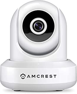 Amcrest ProHD 1080P WiFi Wireless IP Security Camera - 1080P (1920TVL), IP2M-841W (White)