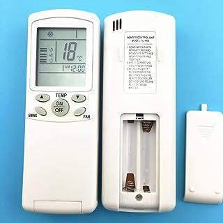 Elinke - Mando a Distancia para Aire Acondicionado Haier Yr-H33 Yr-H78 Yr-H03 Yr-H74 Yr-H07 Yr-H08 Yr-H10