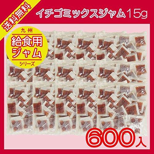 いちごミックスジャム(15g×600袋)