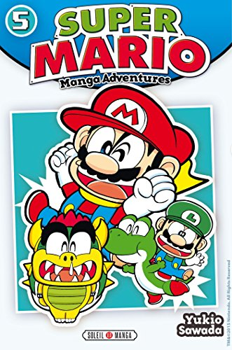 Super Mario Manga Adventures T05