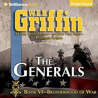The Generals: Brotherhood of War, Book 6 audiobook cover art