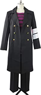Xiao Wu Katekyo Vongola Belphegor Outfit Clothing Anime Halloween Cosplay Costume