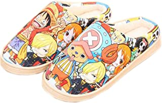 E.a@Market Hot Anime Attack on Titan/Himouto! Umaru-chan Cotton Slippers Fashion Trends House Slippers