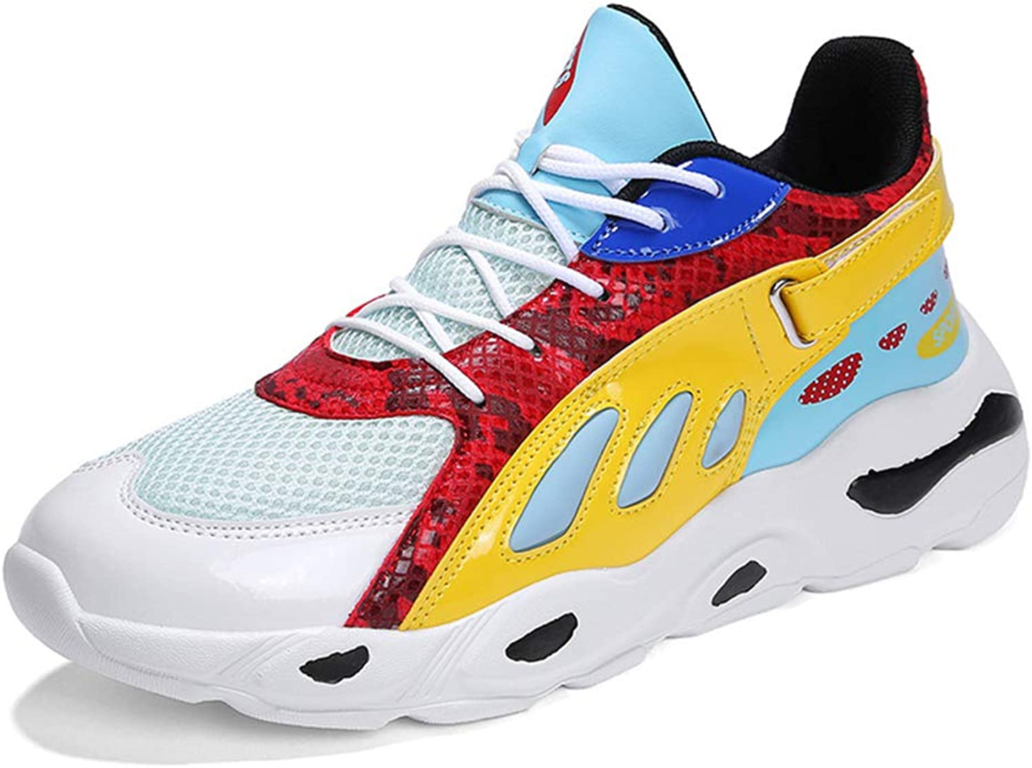 LH Autumn and winter couple butterfly shoes men's fashion trend casual sports shoes women's outdoor comfortable running shoes,40