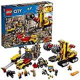 LEGO City - Le site d'exploration minier - 60188 - Jeu de Construction