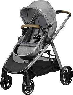 Maxi Cosi Zelia 4 Wheel Stroller - Nomad Grey