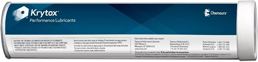 Krytox GPL 227 Anticorrosion Grease with Sodium Nitrite, 0.8 kg Cartridge