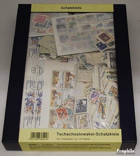 en promociones de estadios Prophila Collection Collection Collection Checoslovaquia Cofre del Tesoro No.. 209 (Sellos para los coleccionistas)  el precio más bajo