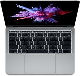 """Apple - MacBook Pro 13"""" (All-in-One Desktop PC, 2.0 GHz, 256 SSD, 8 GB RAM, Intel), Gris"""