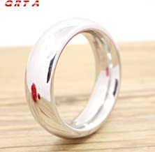 Mutmi pēn^is Rings Stainless Steel C-ǒck Ring Round 40/45/50mm Time Delay C-ǒck Rings Male six-Toys pēn^is Rings Erótic Six Adullt Products,40mm,pēn^is Rings Ring